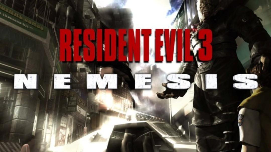 Resident Evil 3 Nemesis Remake
