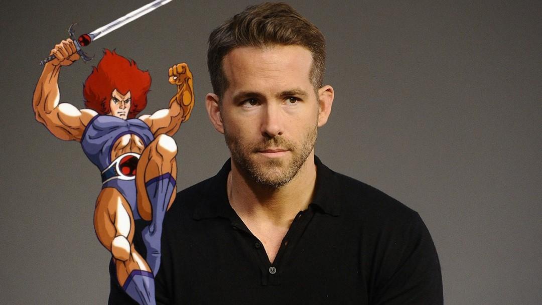 Fanart Thundercats, Ryan Reynolds