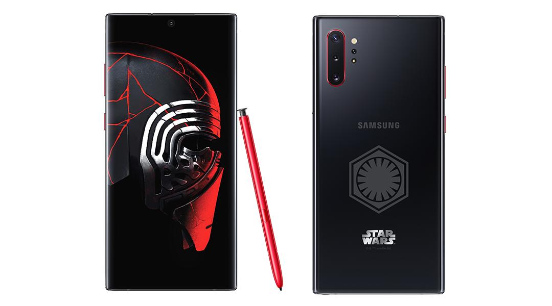 Samsung Star Wars Galaxy Note 10 PLUS