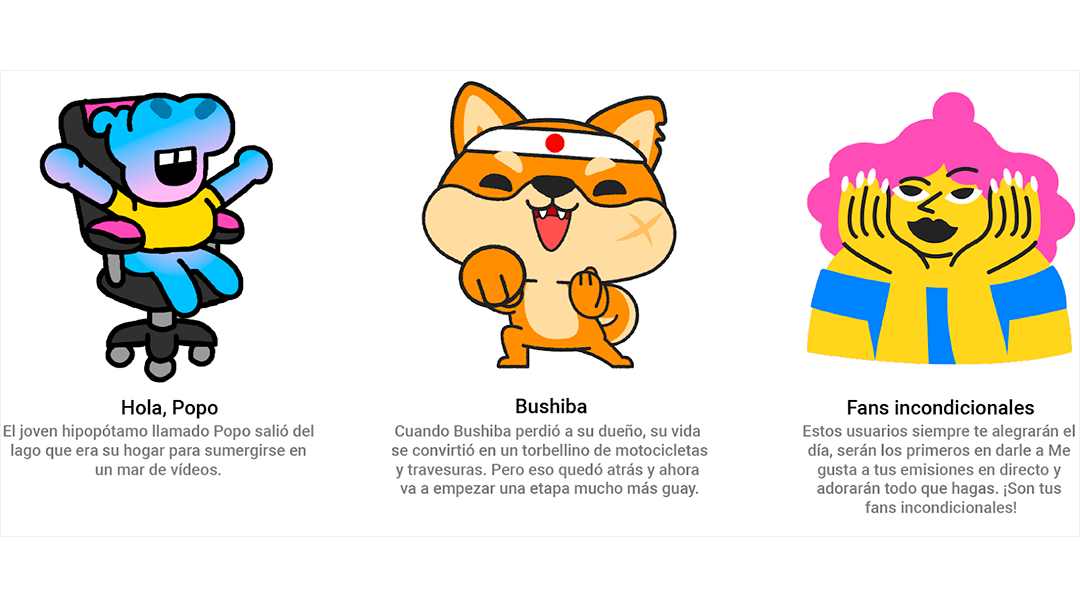 Stickers YouTube