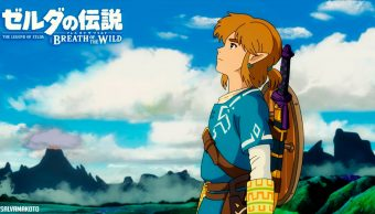 Studios Ghibli Legend of Zelda