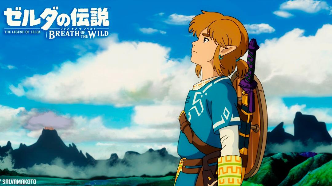 Ghibli estaría desarrollando serie de Legend of Zelda