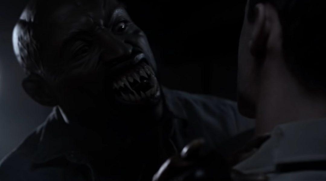 V-Wars Series Vampiros Netflix
