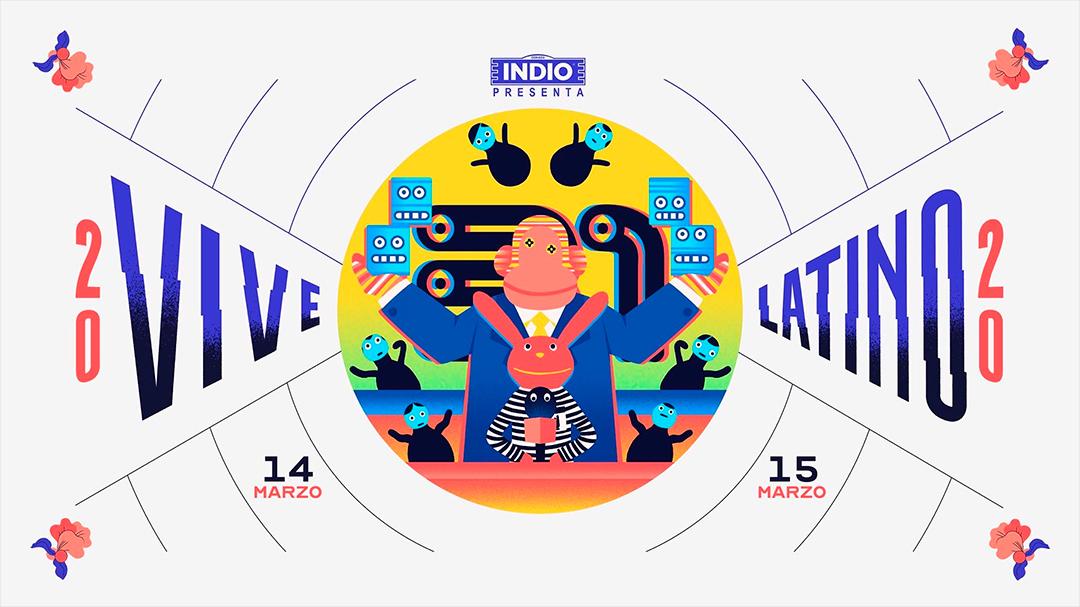 Vive Latino 31 minutos