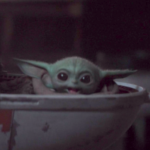 Baby Yoda Noam Chomsky