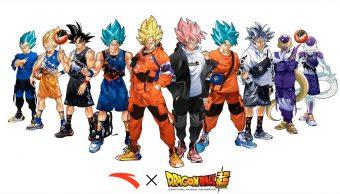 ANTA Dragon Ball super 9