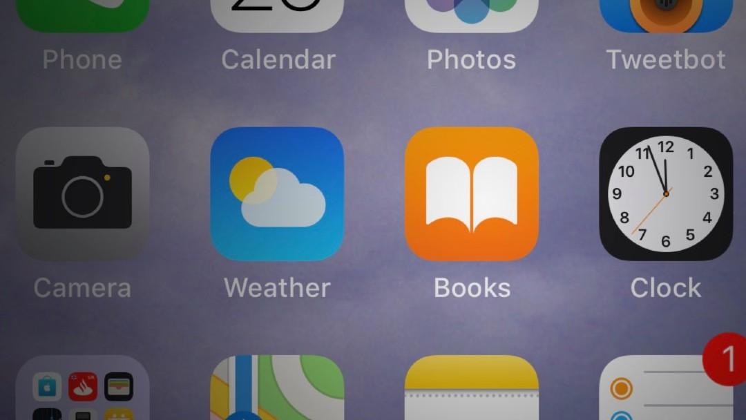 Escuchar audiolibro iPhone