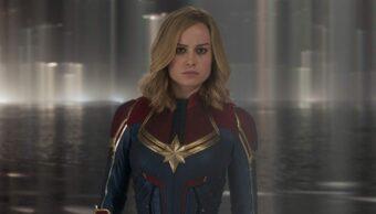 Captain Marvel Película con más errores 2019