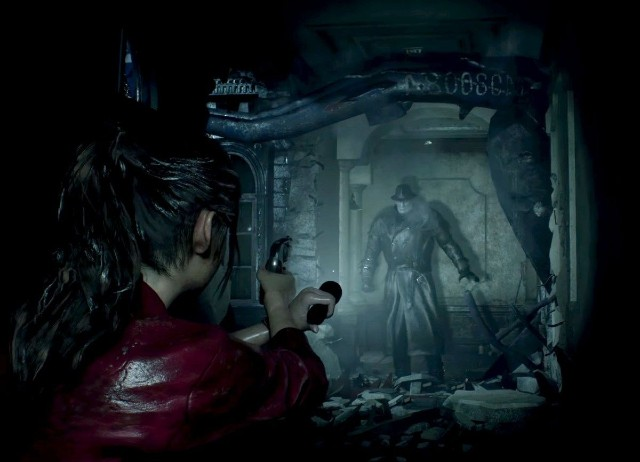 Mejores juegos 2019 Resident Evil 2 Remake