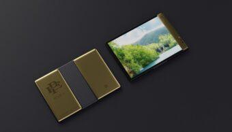Smartphone plegable Escobar Fold 1