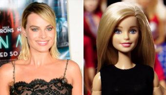 Margot Robbie será Barbie