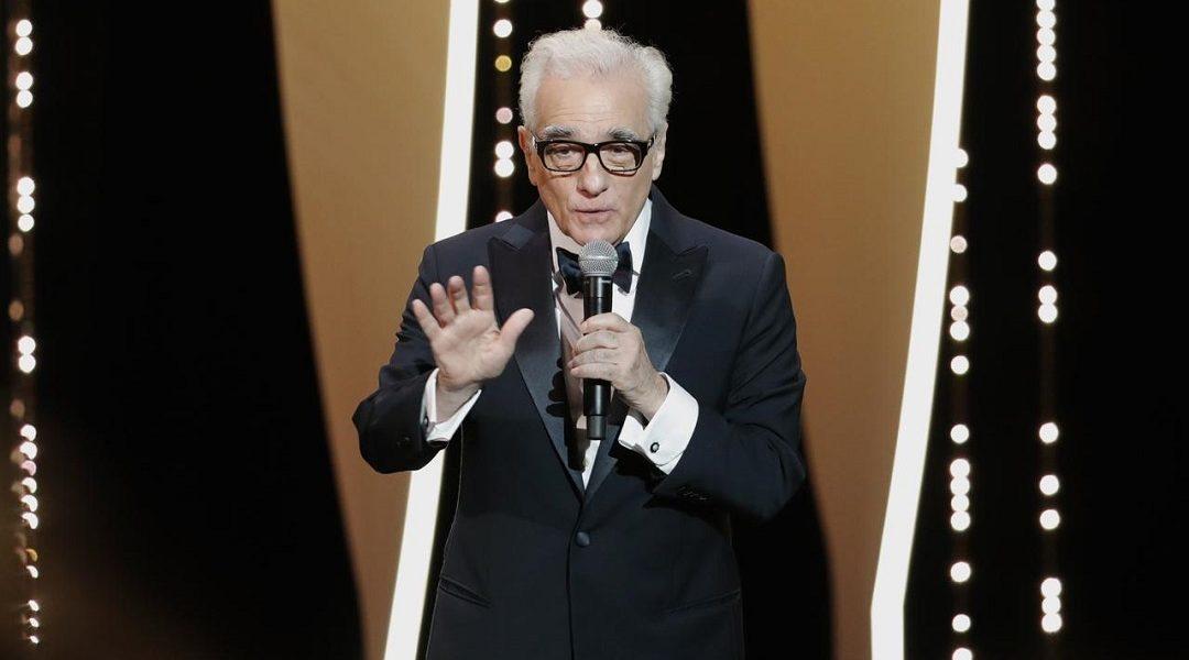 Martin Scorsese The Irishman Netflix