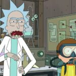 Rick and Morty Eructo