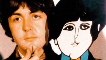 Paul McCartney con su versión animada