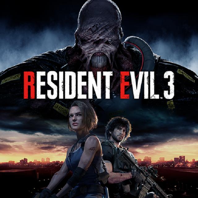 Portada Remake Resident Evil 3