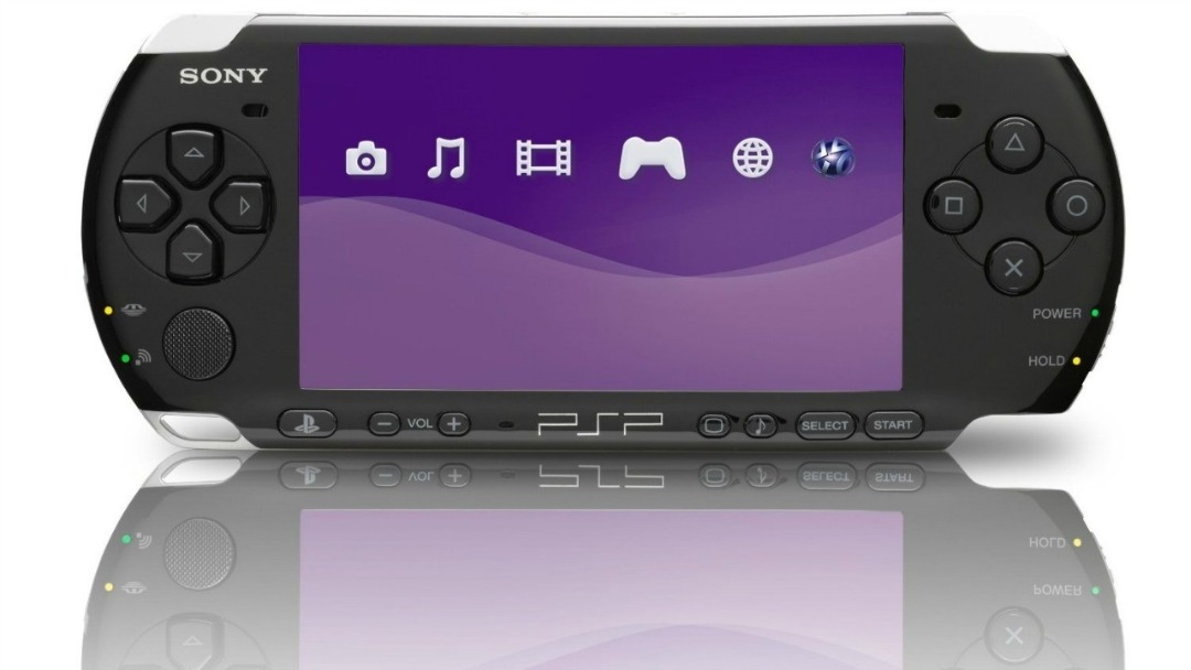 PlayStation consolas portátiles PSP