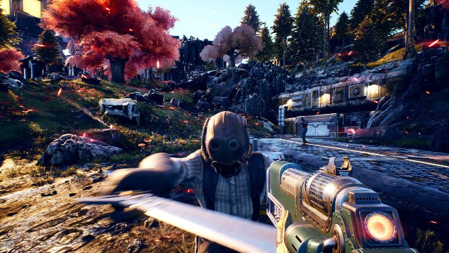 Mejores juegos 2019 The outer worlds