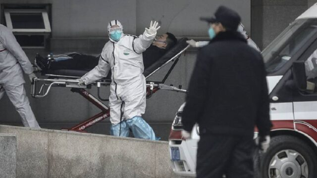 Coronavirus China Contagio Humano