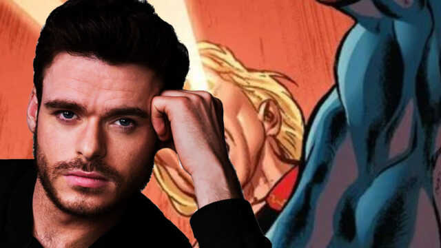Ikaris Richard Madden