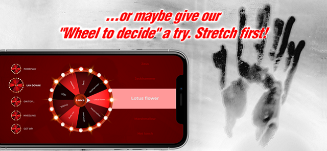 SexRoulette App Amor 14 de Febrero