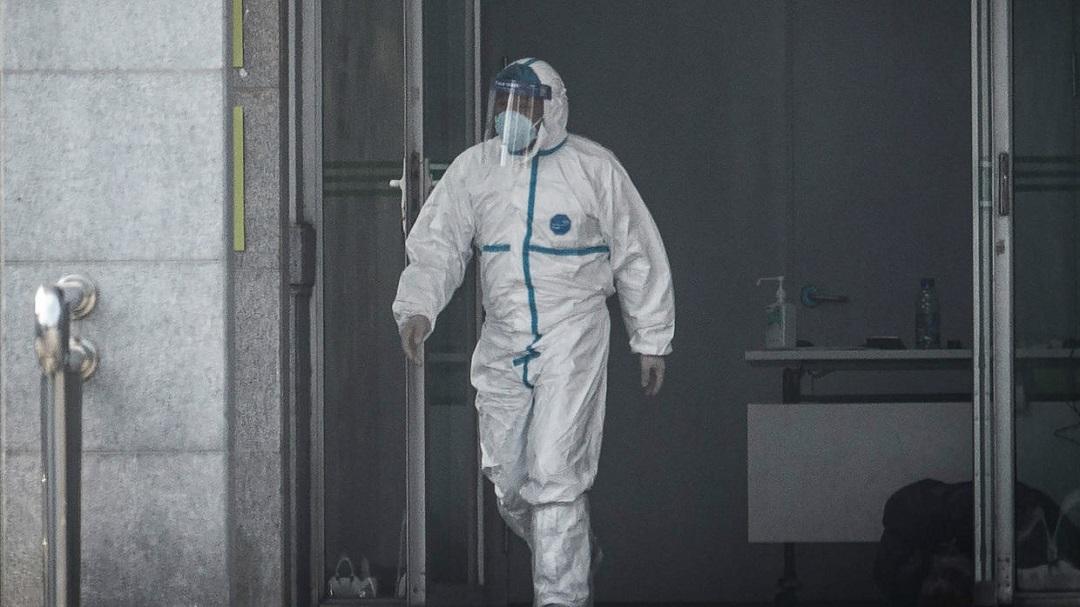 Virus China México