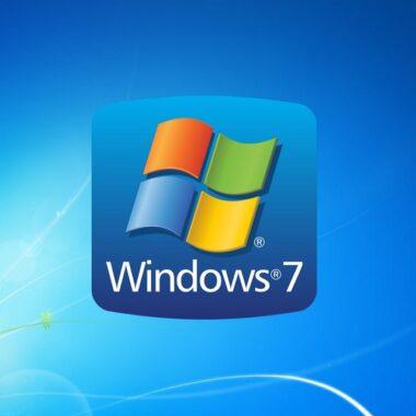 Windows 7 Última Actualización