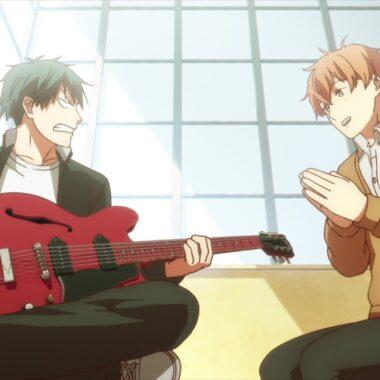Given Anime Manga