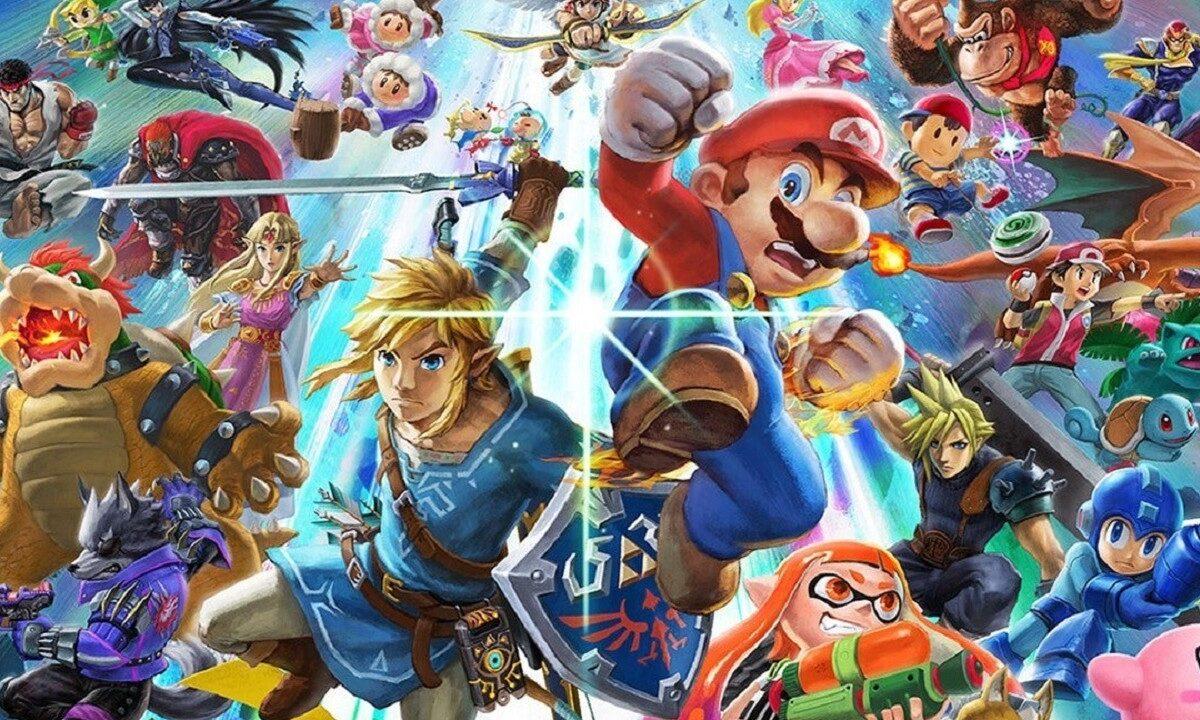 Super Smash Bros Ultimate Ultimos Personajes