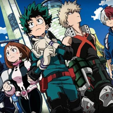 Prohíben My Hero Academia China