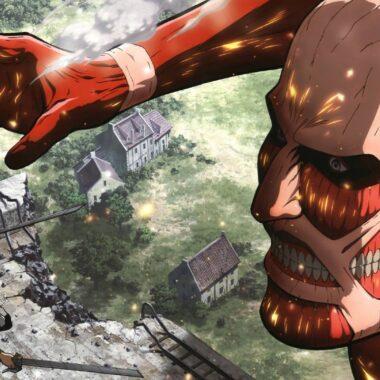Attack on Titan Shingeki no Kyojin