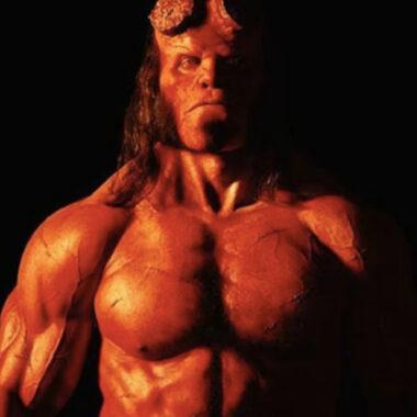 David Harbor-Hellboy