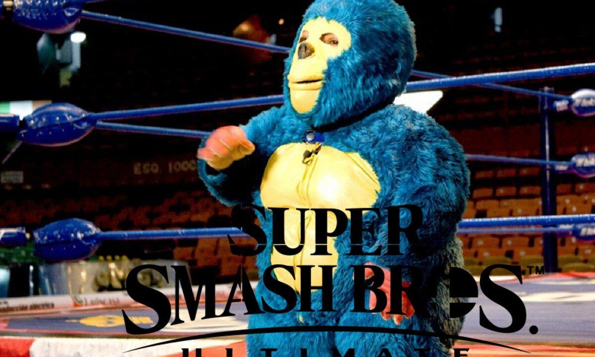 Kemonito Super Smash Bros Ultimate (2)