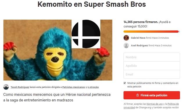 Kemonito Super Smash Bros Ultimate