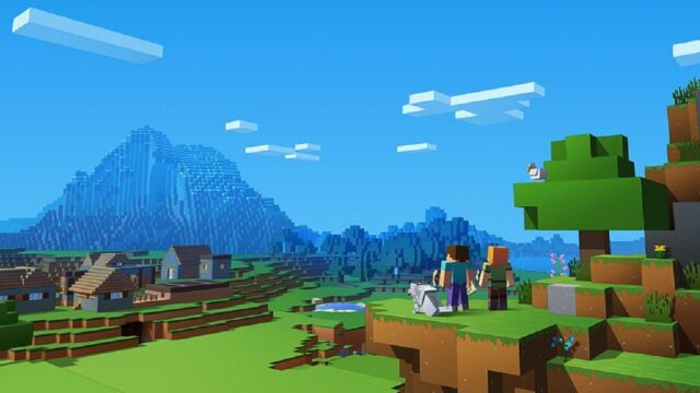 Planeta Tierra Minecraft