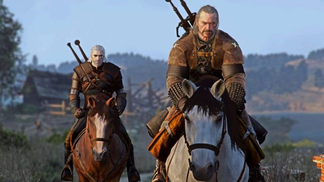 Vesemir The Witcher Segunda Temporada