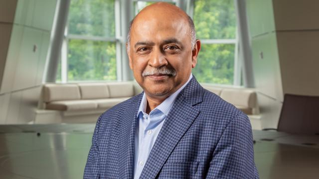 Arvind_Krishna CEO de IBM