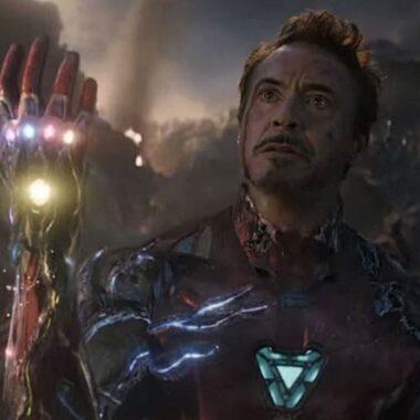 Avengers Endgame Easter Egg Iron Man