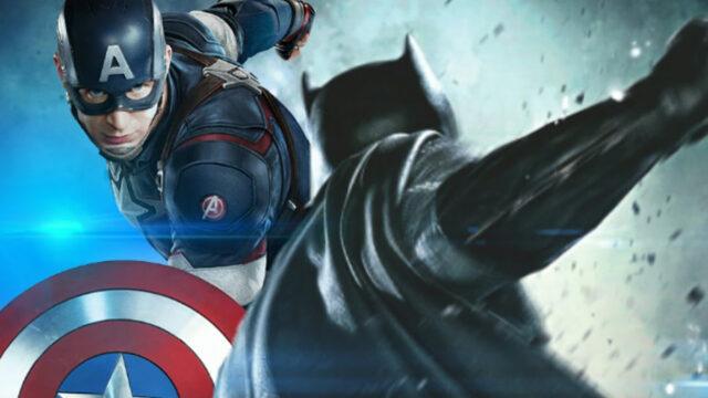 Batman Capitan América