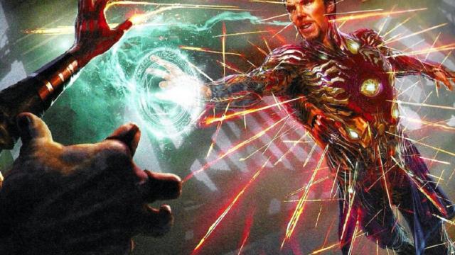 Doctor Strange Armadura Iron Man