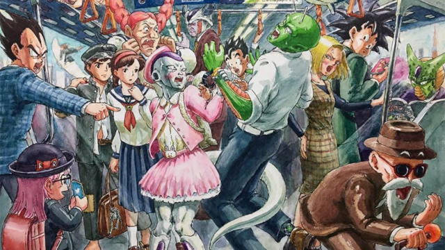 Hammar Dobucof Dragon Ball portada