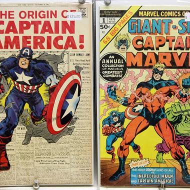 Marvel Cómics Nuevos Cómics