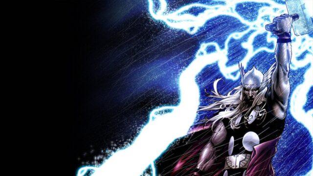 Foto Thor Comics 18 Abril 2020