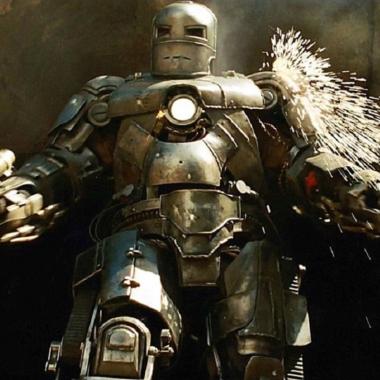 Armadura Iron Man Vida Real