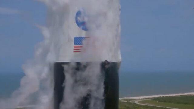 Falcon 9 SpaceX NASA