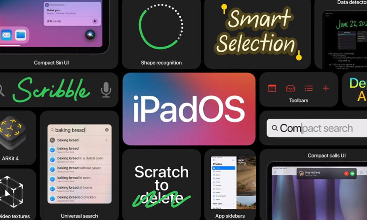 iPadOS 14 WWDC 2020 Apple