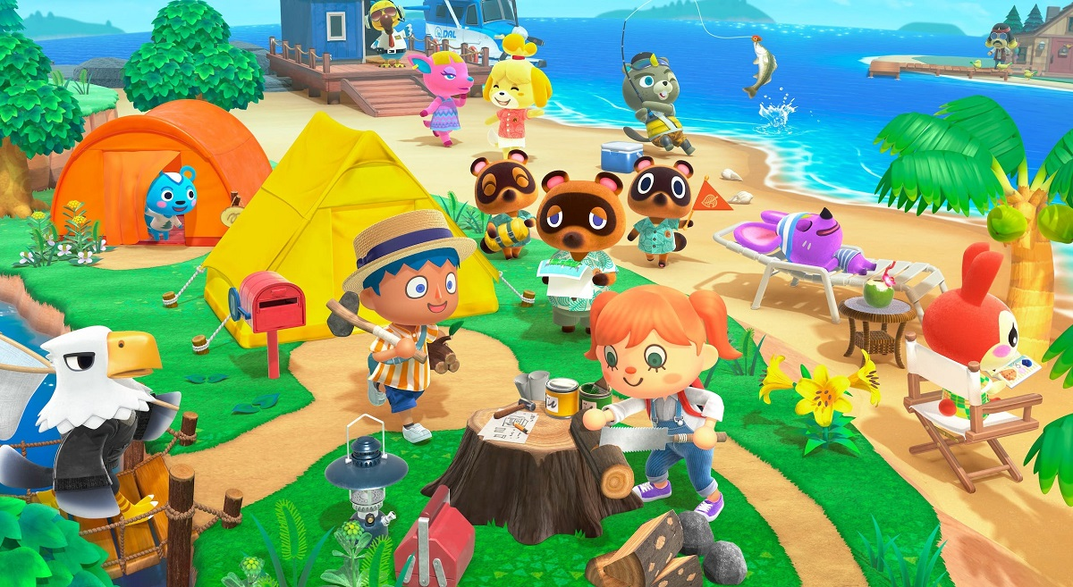 Animal Crossing New Horizons The Last of Us Part II