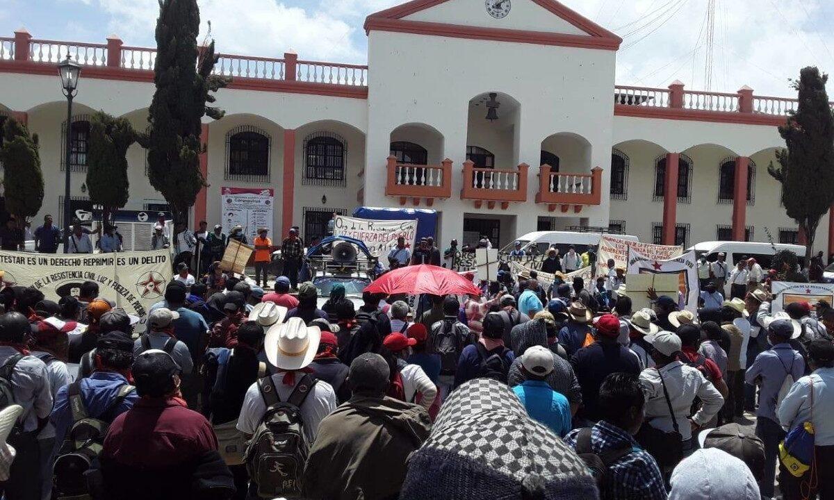 Chiapas COVID-19 Bill Gates