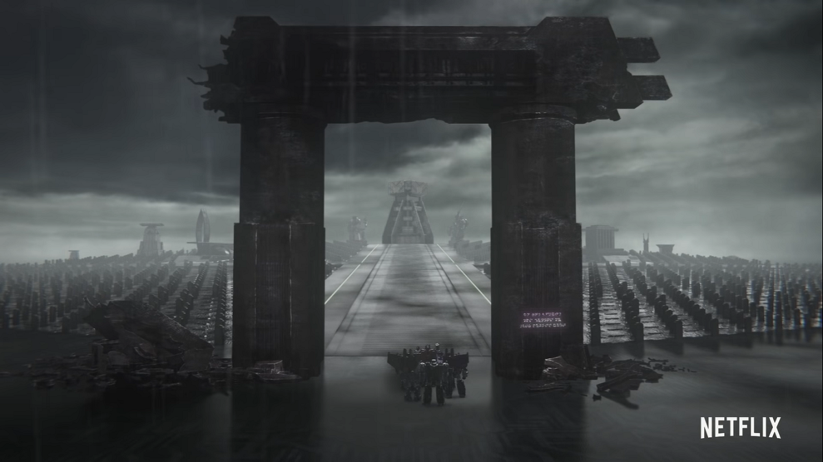 Primer Tráiler Transformers War for Cybertron Siege