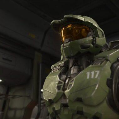 Revelan Portada de Halo Infinite
