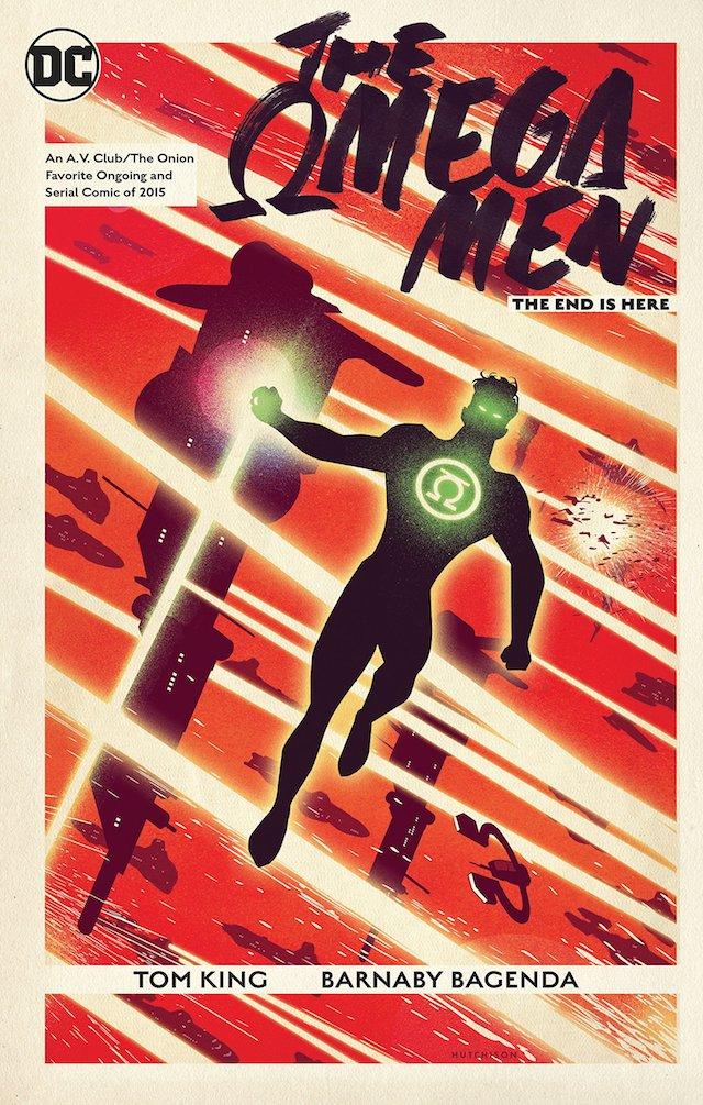 The Omega Men, Tom King, Portada, Imagen